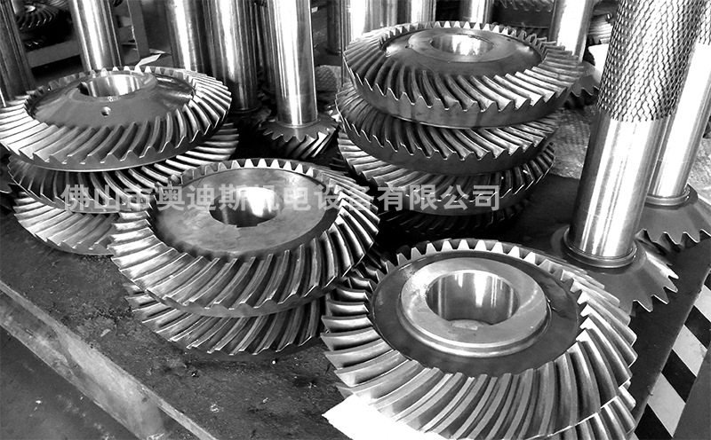 螺旋伞齿轮 (3)